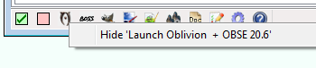 toolbar hide launcher